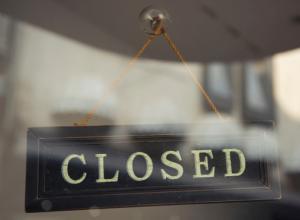 Paddy Power fechada