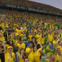 Brasil vs Croácia
