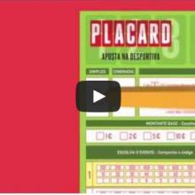 Placard - Aposta na desportiva video